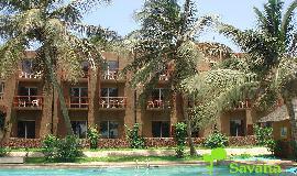 Hôtel Jardin Savana Dakar