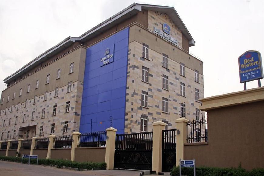 Best Western Plus Lagos Ikeja Hotel Nigeria Hebergement 4 Etoiles