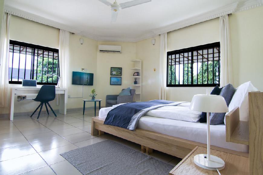The nordic villa hotel à abuja nigeria hébergement 3 étoiles pas cher